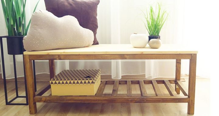 storing bed bench video
