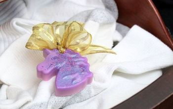 DIY Unicorn Wax Air Fresheners
