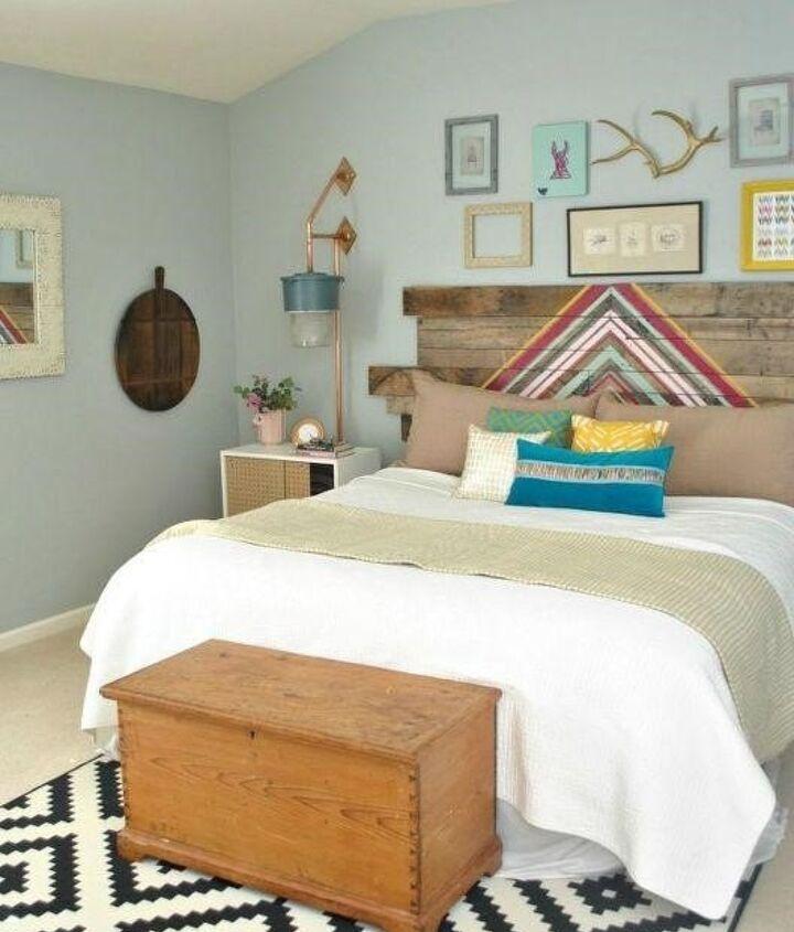 Vintage Bedroom Decor Ideas (Shannon Churchill)