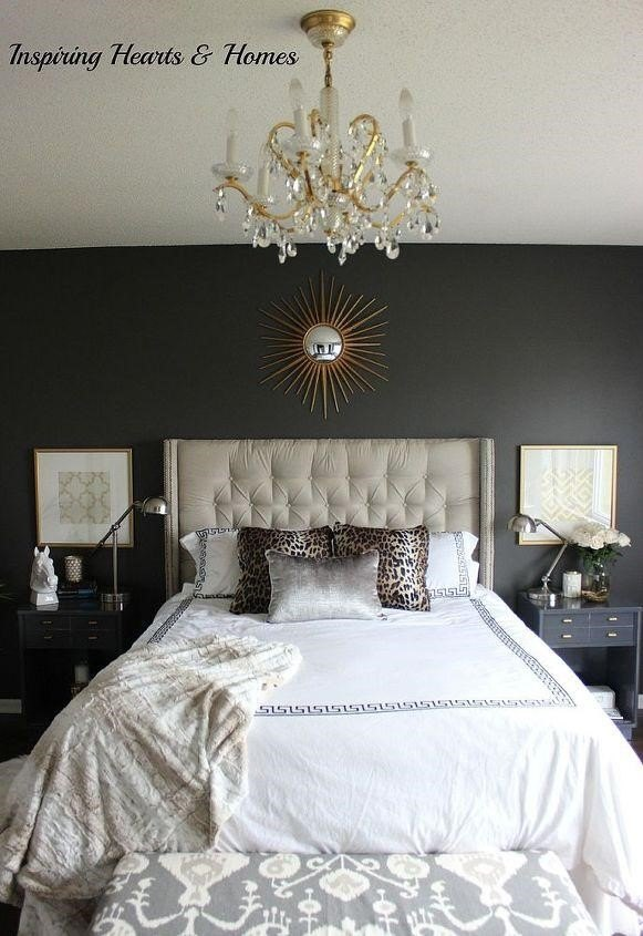 Master Bedroom Decorating Ideas (The Blooming Hydrangea)