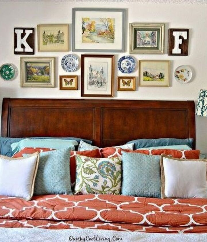 Eclectic Master Bedroom Ideas (Kimberly Noelle)