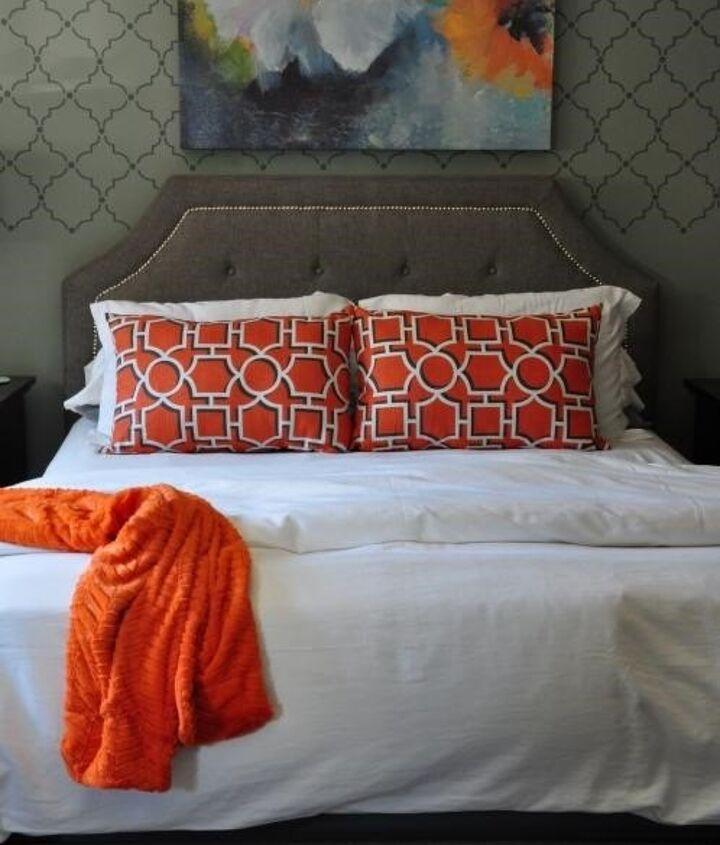 Modern Master Bedroom (Organizing Made Fun-Becky Barnfather)