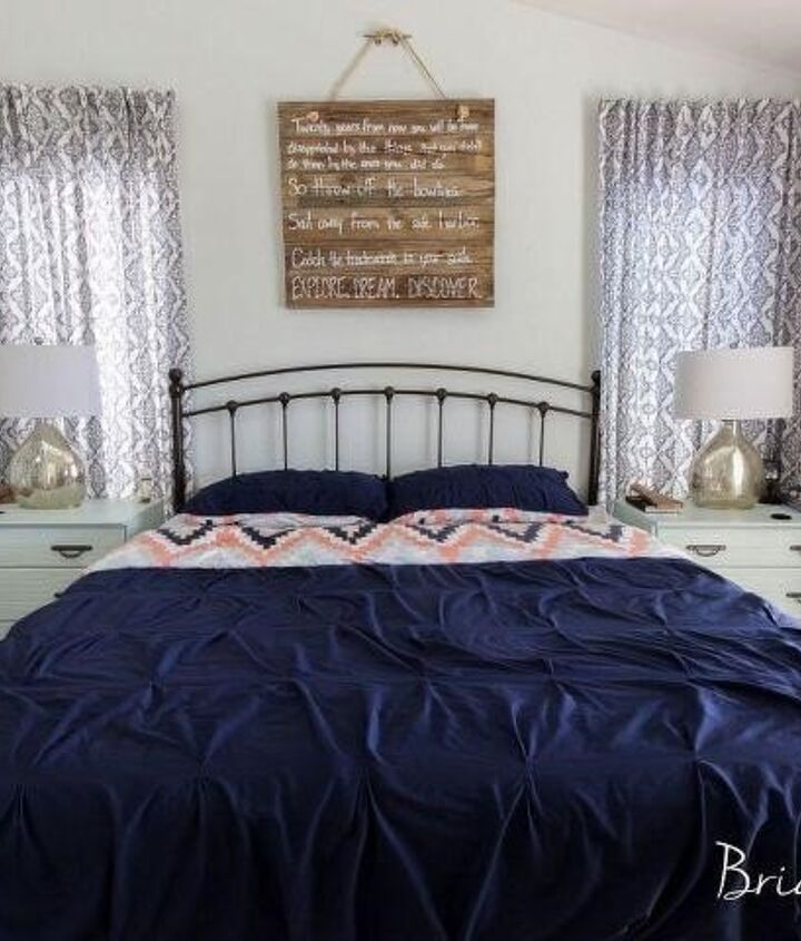 Country Master Bedroom Ideas (Brian & Kaylor)