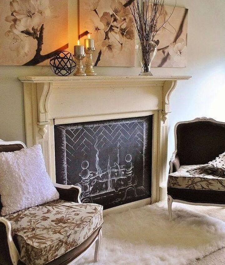 Bedroom Fireplace Ideas (Sophia's – Live Beautifully)
