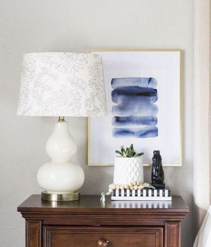 Bedroom Wall Decor Ideas (Project Allen Designs)