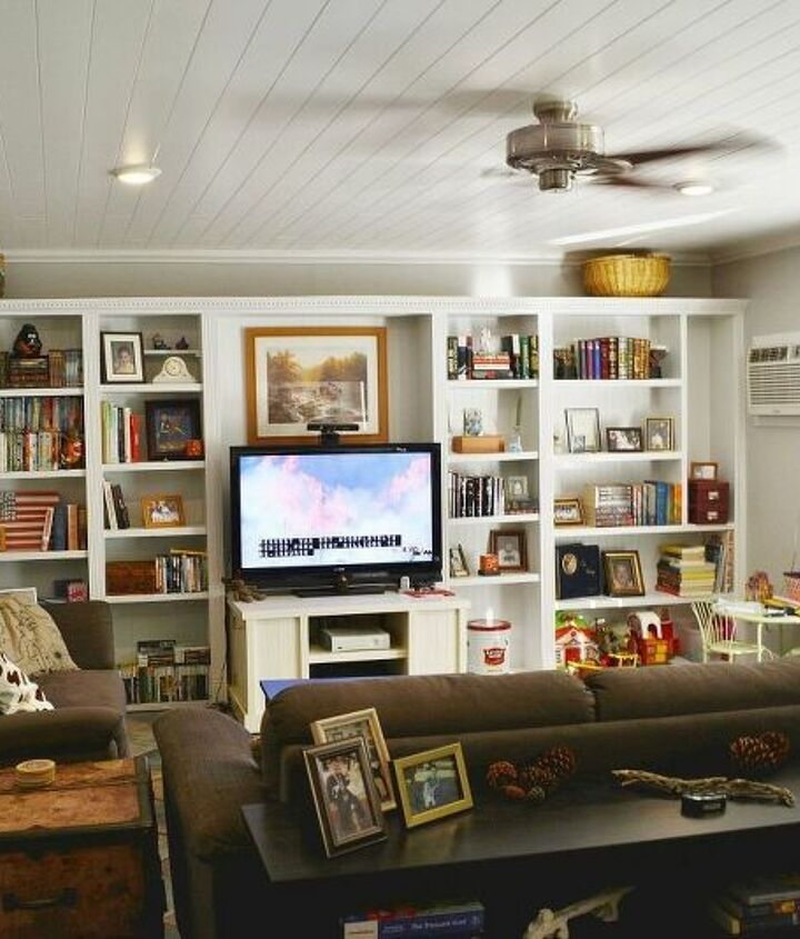 Family Room Paint Ideas (John @ AZ DIY Guy)