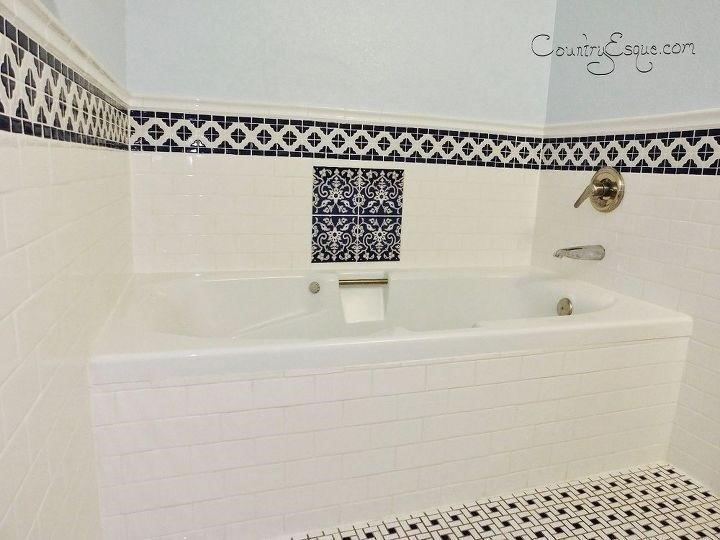 Bathroom Subway Tile (Kati Urbanek-Countryesque)