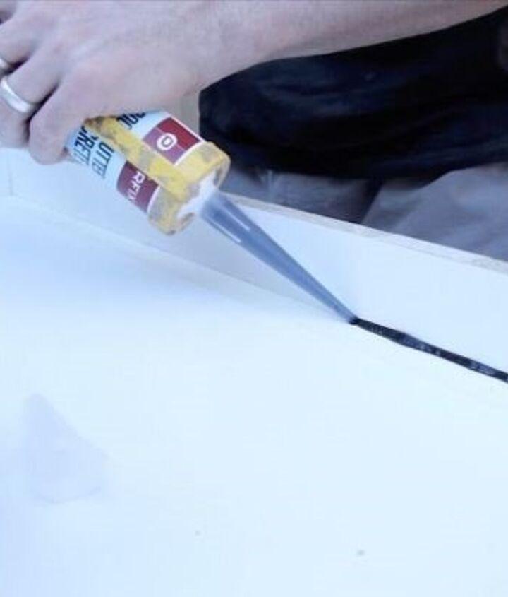 DIY Mold for Concrete Countertops (Robin Lewis)