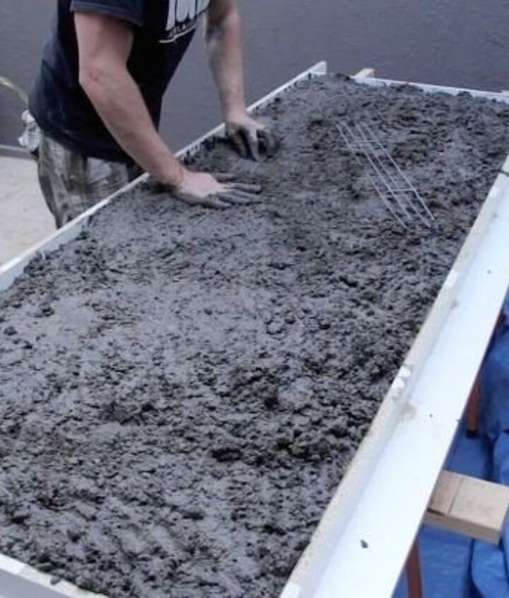 Concrete Countertop Forms (Robin Lewis)