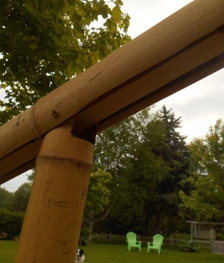 Bamboo Railing Ideas (Patty S)