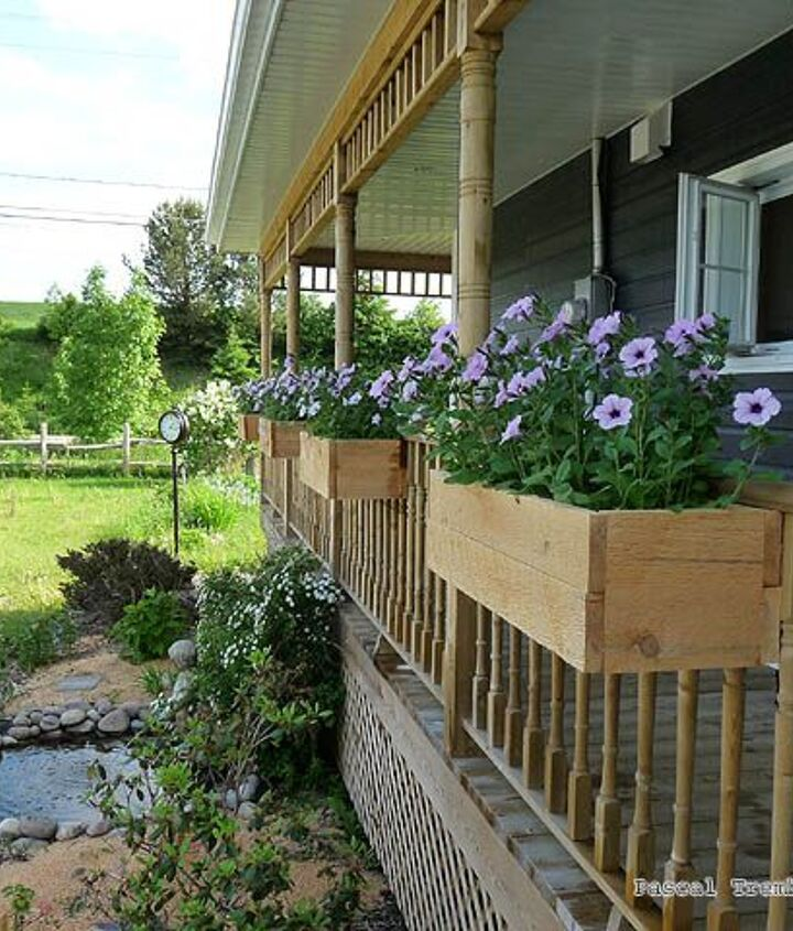 DIY Deck Railing Designs (Pascal Tremblay)