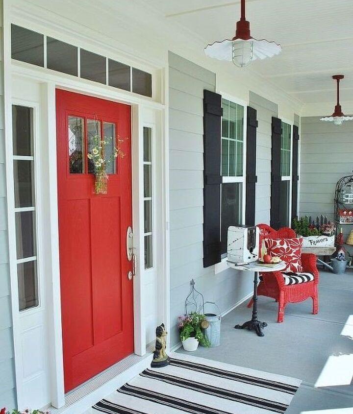 Front Porch Decor (Sophia's - Live Beautifully)
