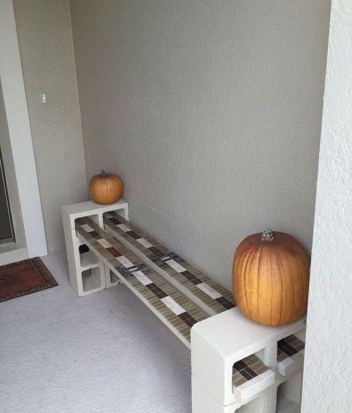 Front Porch Bench Ideas (Jodi)