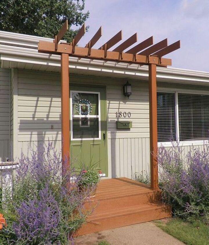 Front Porch Pergola (CK)