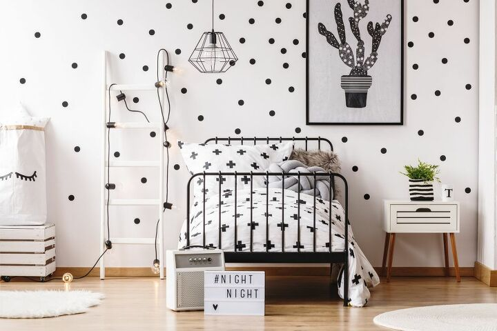 6 stylish accent walls for behind your bed