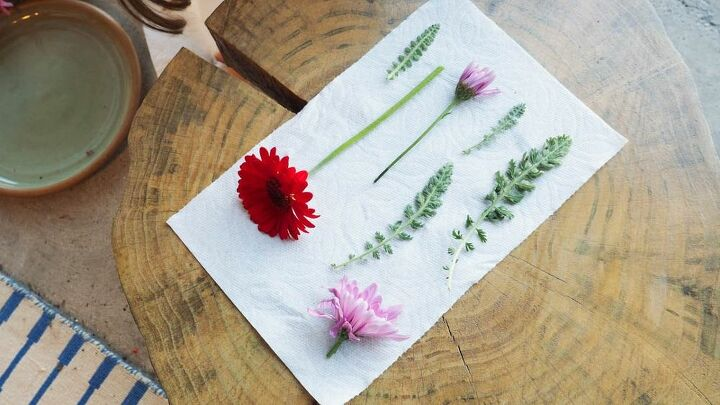 how to dry flowers fast and easy