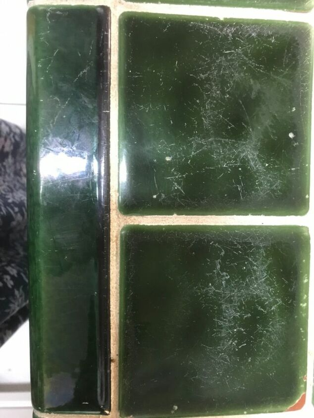 How Can I Bleach The Grout Between My Old Kitchen Tile