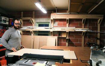 Build a Simple Hallway Cabinet