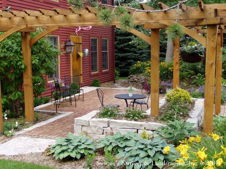 Outdoor Patio Ideas (Switzer's Nursery and Landscaping, Inc.)