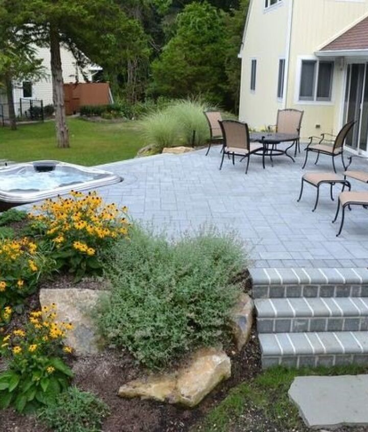 """Backyard Patio Ideas (Best Hot Tubs """"Hot Tub and Pool Expert"""")"""