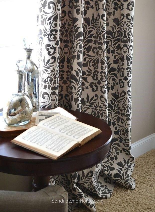 Window Treatment Ideas (Sondra Lyn at Home)