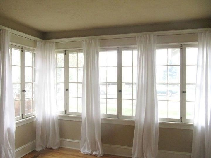 Window Curtains (The Wicker House)