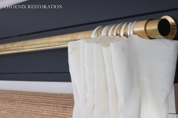 DIY Window Treatments (Phoenix Restoration)