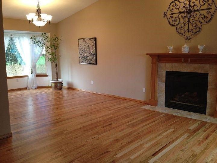 Hardwood Floor Installation (Patricia Taylor)
