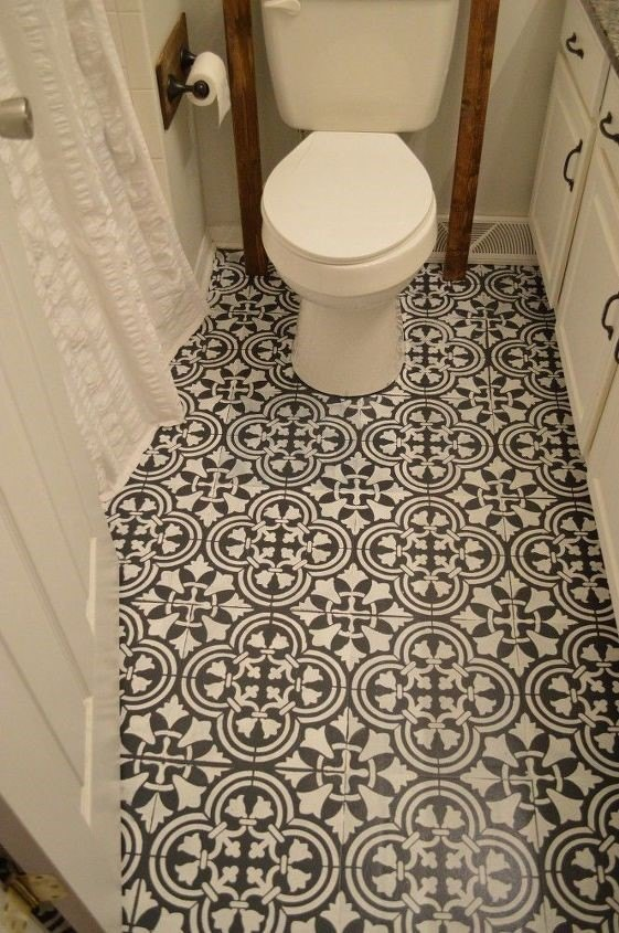 All You Need To Know About Linoleum Flooring Painting And New
