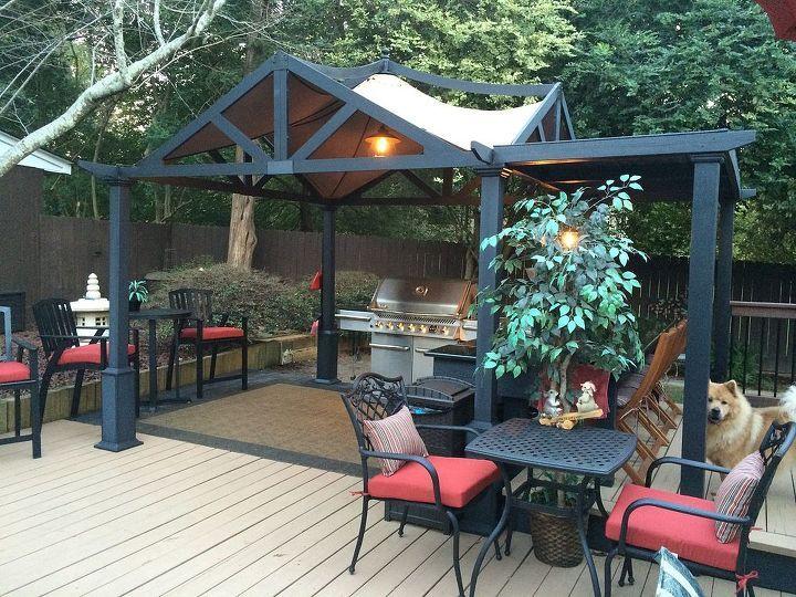 DIY Outdoor Kitchen (Bridget)