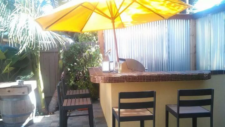 Cheap Outdoor Kitchen (Jze 1040510)