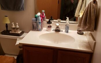What can I do with my bathroom mirror?