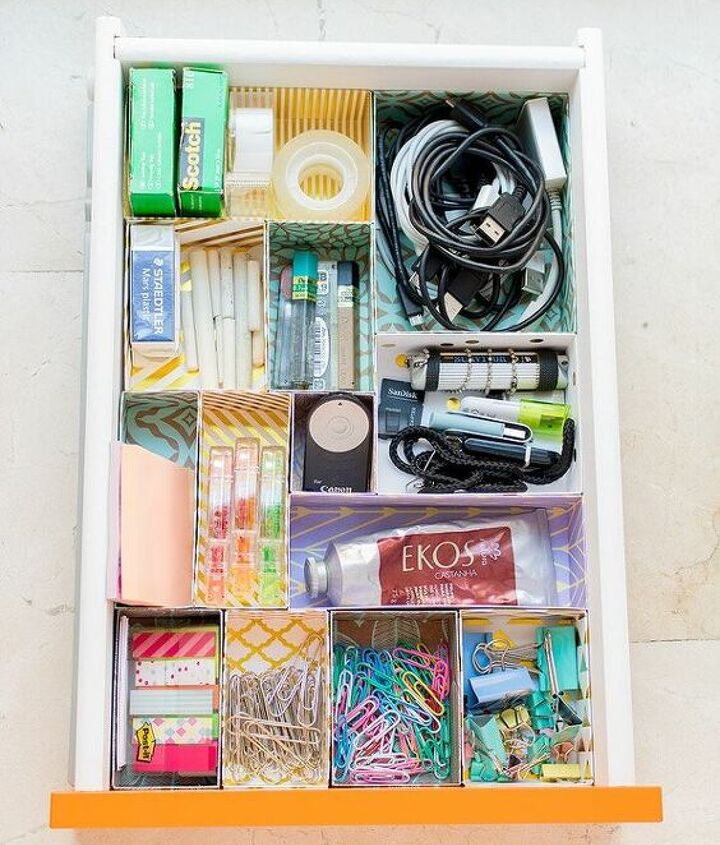 diy drawer dividers for desk organizing tips and tricks