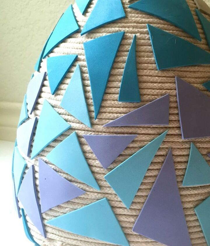 from jumbo sized easter egg to adorable geometric planter