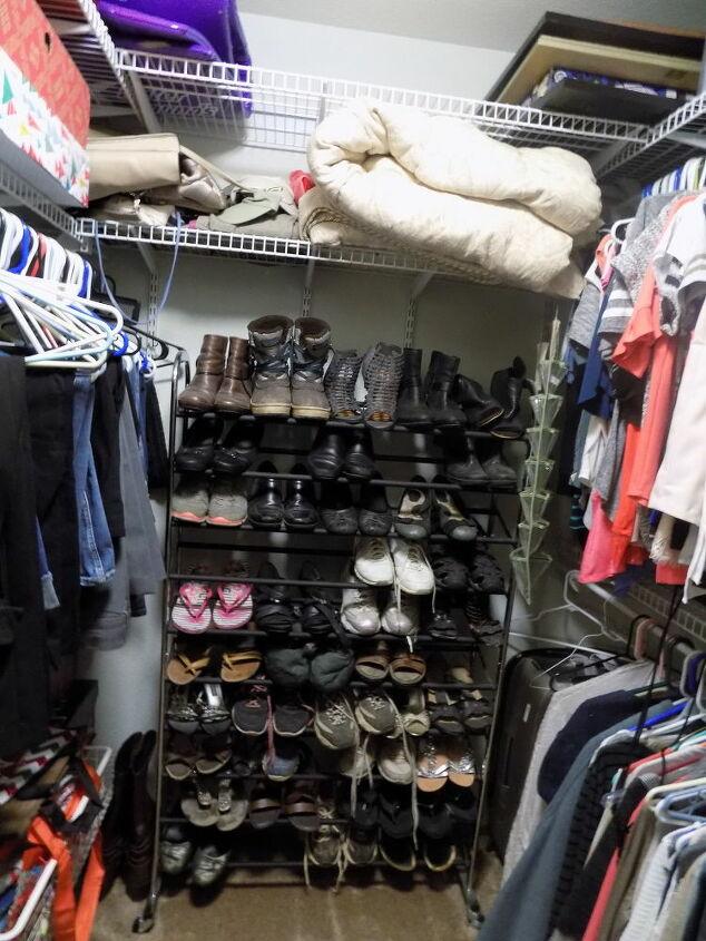 diy closet organizer built in storage