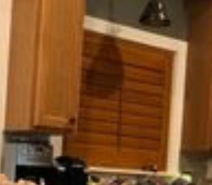 q what kind of window treatments