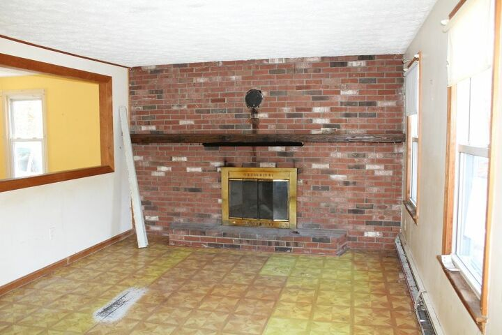 q outdated fireplace ideas