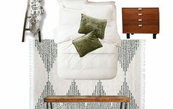 Guest Bedroom Makeover Mood Board and Design Plans