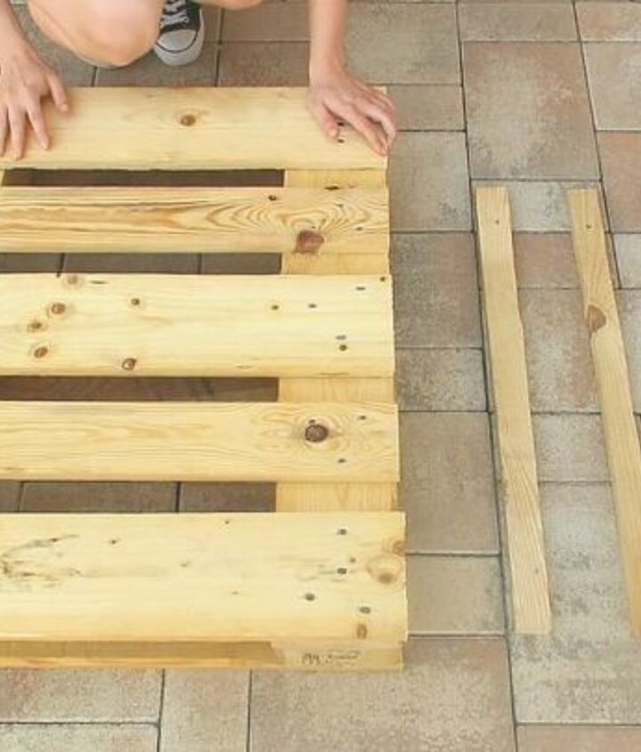 pallet coffee table easy cheap video