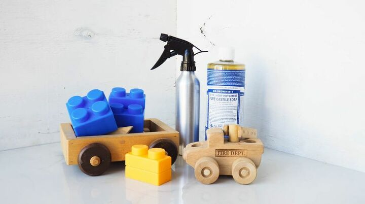 all natural toy cleaner