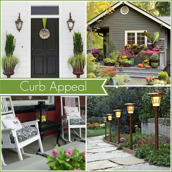 s 25 great ideas to improve your curb appeal in a weekend, Solar Lights Can Light the Way Right to Your Front Door
