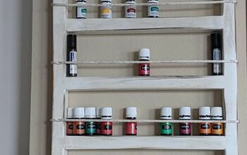 Essential Oils Rack