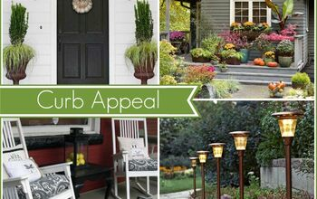 25 Great Ideas to Improve Your Curb Appeal in a Weekend