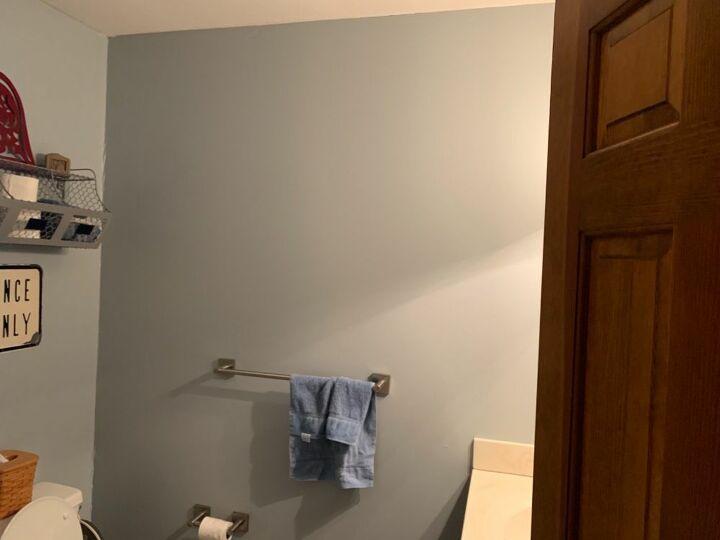 How Do I Choose A Paint Color For Windowless Bathroom