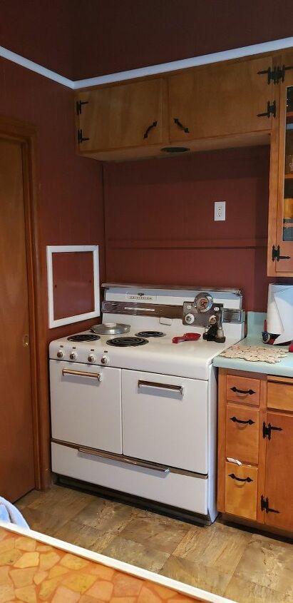q can i put in a new hood fan and an over the range microwave