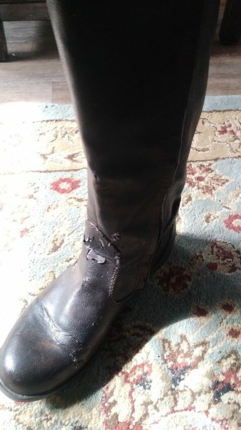 q my boots