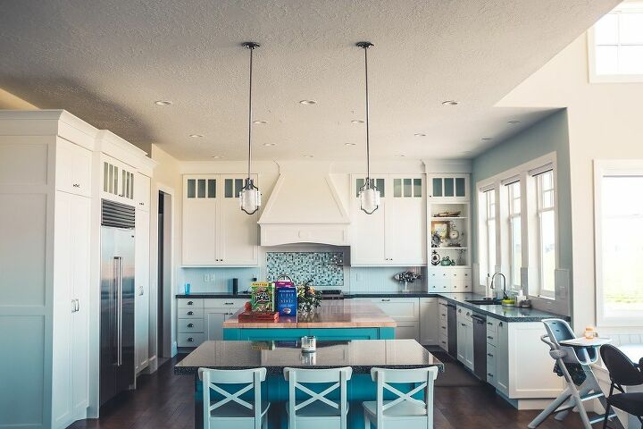 Kitchen Makeover Ideas (pixabay)