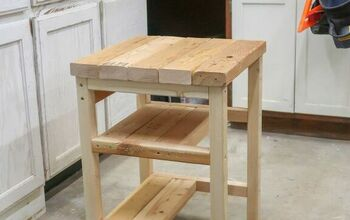 Build an Easy 2x4 Stepladder Stool With Scrap Lumber