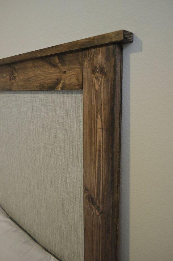 easy farmhouse headboard for 60