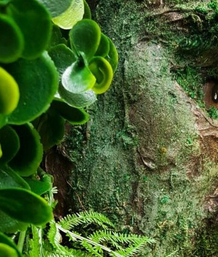 how to make a greenman wreath
